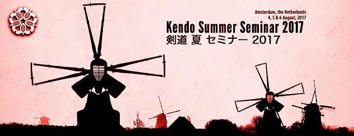 Summer seminar Kendo